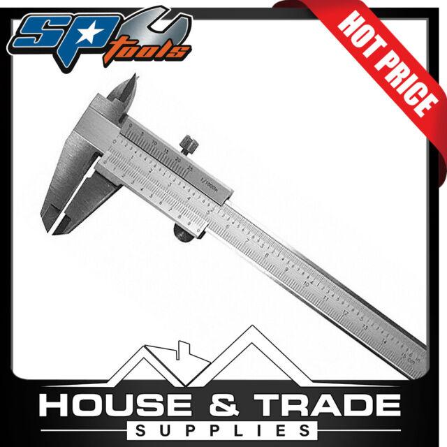 """SP Tools Vernier Caliper Pocket (0-200mm/0.8"""") SP35608"""