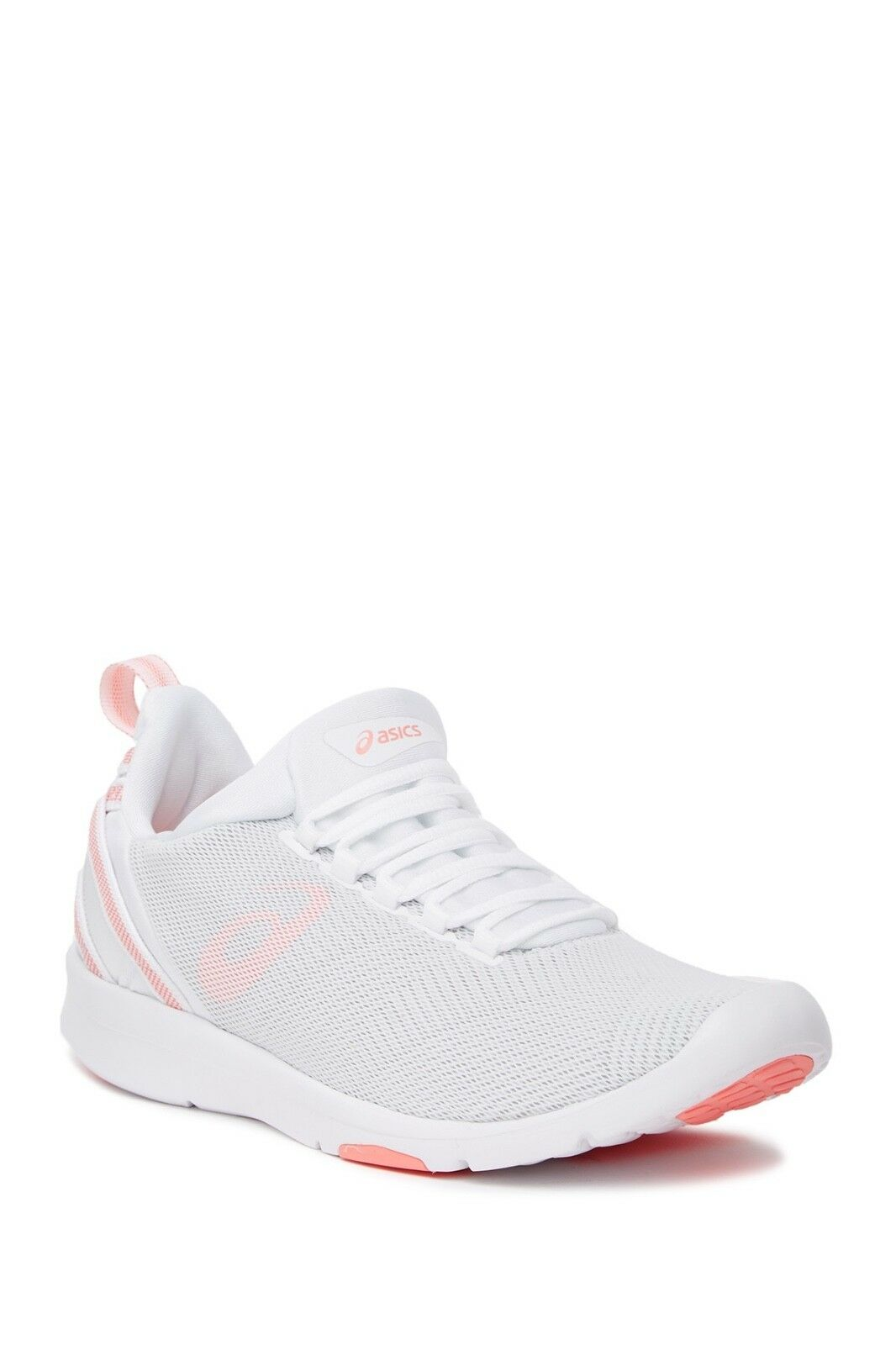 Asics Gel-Fit Sana 3 Cross Training Sneaker White/Begonia Pink/Glacier Grey NIB Cheap women's shoes women's shoes