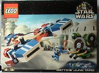 Lego Star Wars 7186 Watto's Junkyard Sealed