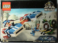 Lego Star Wars 7186 Watto's Junkyard Sealed