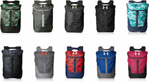 24ec6333bc Image is loading Under-Armour-Expandable-Sackpack-10-Colors