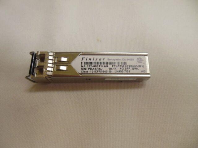 Genuine NetApp 8GE X6588-R6 332-00278R6+A0 8G SFP 850nm SW Optical Transceiver