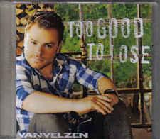 Van Velzen-Too Good To Loose Promo cd single