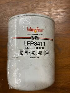 Luber-finer LFP3411 Heavy Duty Oil Filter