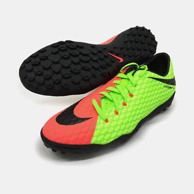 Klug Nike Hypervenom Phelon Iii Tf Herren Turf Fussball Schuhe Style 852562-308 Exquisite Traditionelle Stickkunst Herrenschuhe