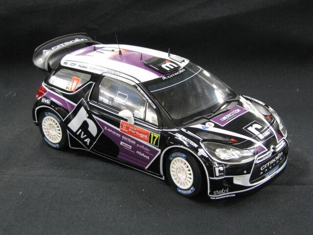 ventas en linea Norev Citroën DS3 WRC WRC WRC 2012 1 18  17 Merksteijn   Chevallier Rally Portugal (MCC)  protección post-venta