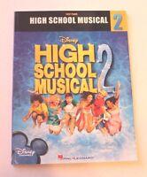 Hal Leonard Easy Piano Music Song Book Disney High School Musical 2 Songs