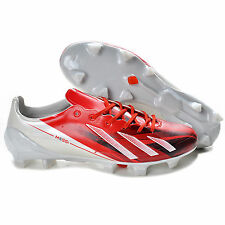 SHOES ADIDAS F50 ADIZERO MESSI TRX FG  - US 9.5 EUR 43 1/3