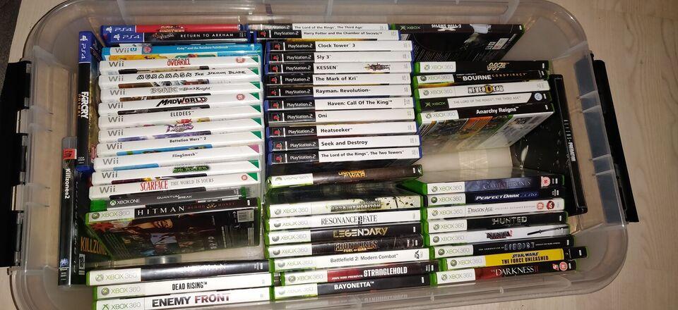 spil til salg, PS2