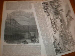 Old-and-New-Crystal-Palace-Hyde-Park-amp-Sydenham-1852