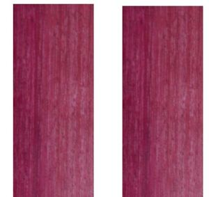 "Purple Heart Lumber 3/4"" x 4"" x 12"" S4S 2 Pack"
