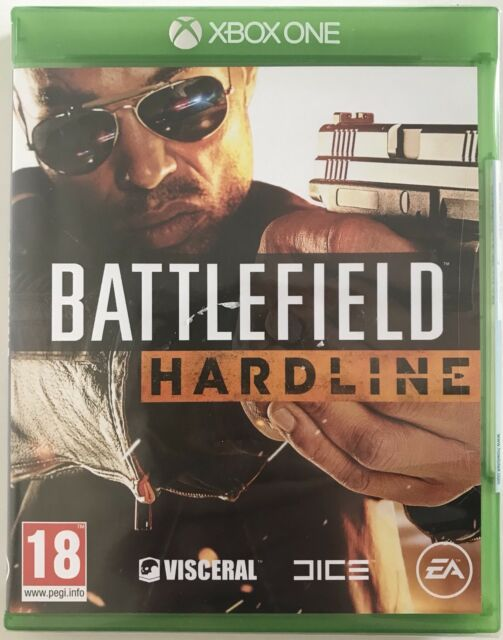 Battlefield Hardline - Jeu Xbox One - Neuf - FR