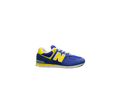 new balance blu giallo