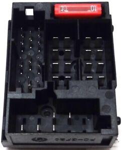 BLAUPUNKT-Radio-Anschlusskaestchen-Adapter-Stecker-Quickfit-Connector-8634392737-E