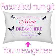 Personalised Pillow Case printed Custom made cushion covers