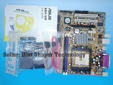 *NEW ASUS K8V-VM Socket 754 MOTHERBOARD K8M890