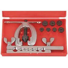 10pc métricas Pipa Abocardador Kit mecánico Freno Plomero