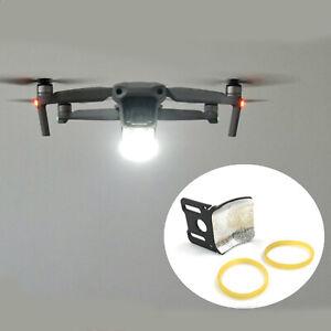 Para-DJI-Mavic-Air-2-noche-volando-LED-Luz-Reflector-Reflector-Kit-De-Accesorios