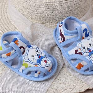Newborn-Baby-Girl-Boy-Soft-Sole-Cartoon-Anti-slip-Casual-Shoes-Toddler-Sandals