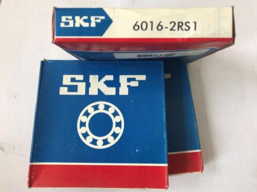 Skf 6016-2rs1 rodamientos de bolas