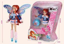 Fairy Bloom Believix Fairy & Lovix Fairy Winx Club Dolls Classic Toys Girl Gift