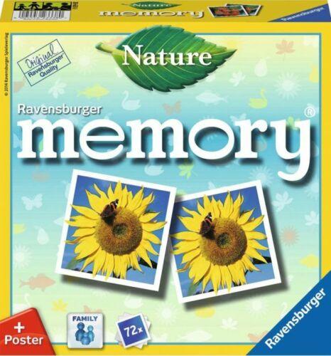 Ravensburger 266333  Nature memory®