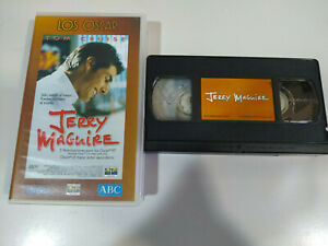 Jerry-Maguire-Tom-Cruise-VHS-Cinta-Tape-Espanol