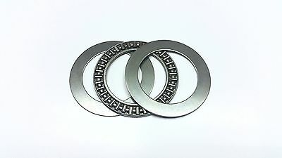 AXK Axial Needle Roller Thrust Bearings with 2 AS Washers AXK0414-160200