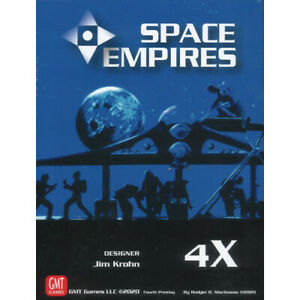 Space Empires: 4X (4th Printing)