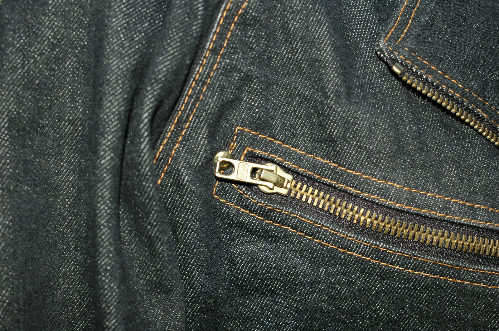 Iconic Azzedine Alaia vintage denim jacket and sk… - image 6