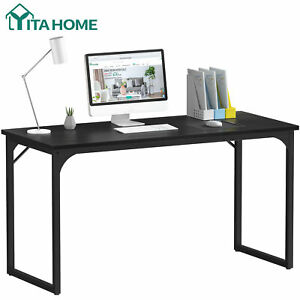 YITAHOME Wood Computer Desk PC Laptop Table Workstation Home Office Furniture