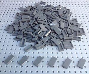 Lego Dark Bluish Grey 1x2 Brick 3004 x20 in a set *BRAND NEW* City Star Wars