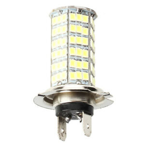 2-LAMPADA-LAMPADINA-LUCI-H7-120-LED-SMD-BIANCO-X-AUTO-J0K1