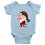 Infant-Baby-Rib-Bodysuit-Jumpsuit-Romper-Babysuit-Clothes-Seven-Dwarfs-Grumpy thumbnail 1