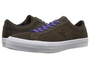 Donna Ox Unisex Hot 10 5 8 scarpe Pro Nere Converse Star Cacao Uomo One 5 qfwCxInF6
