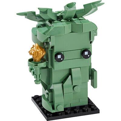 LEGO Brickheadz Lady Liberty Statue of Liberty 40367 Building Set New York