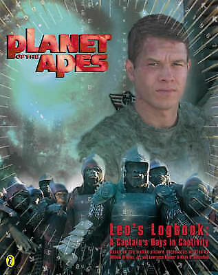 """1 of 1 - """"AS NEW"""" Planet of the Apes Leo's Logbook A Captain's Days in Captivity, Benjami"""