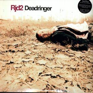 Rjd2-Dead-Ringer-New-Vinyl-LP-Bonus-Tracks-Reissue