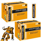 20 DURACELL INDUSTRIAL AA PROFESIONAL BATTERIES LONG EXPIRY REPLACES PROCELL AA