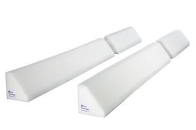 Long (150 Cm) Paraurti Letto Di Schiuma Letto Guard Per I Bambini Più Alti O Attivo (pacco Doppio)- Top Angurie