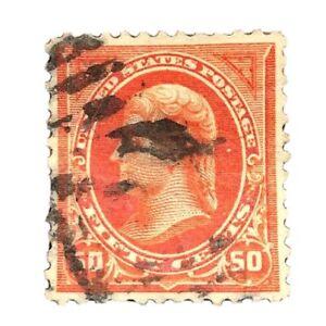 1894-US-Stamp-260-Used-160-H