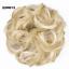 XXL-Scrunchie-Haargummi-Haarteil-Haarverdichtung-Hochsteckfrisur-Haar-Extension 縮圖 36