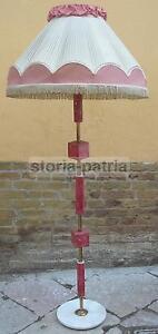 MODERNARIATO-DESIGN-DECORATIVA-LAMPADA-D-039-EPOCA-PIANTANA-ANNI-039-50-UTILISSIMA