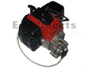 Image Is Loading 2 Stroke Gas Stand Up Scooter Parts 49cc