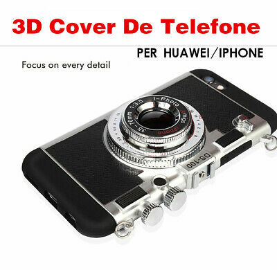Emily Em Paris 3D câmera caso de telefone Vintage Para per Huawei p30pro mate20x | eBay