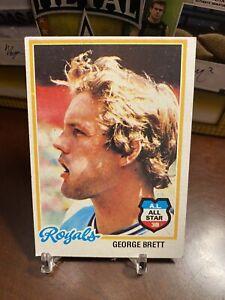 1978 Topps George Brett #100