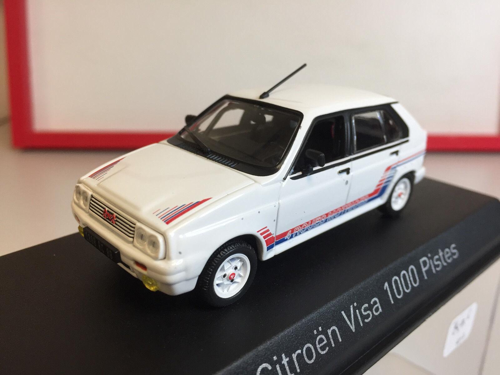Norev Citroën Visa 1000 Pistes 1983 1 43 150941