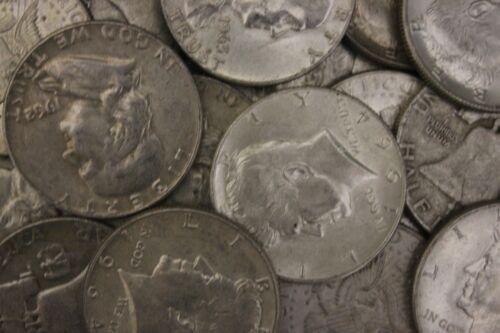 MAKE OFFER 3 Standard Ounces Ben Franklin /& 1964 Kennedy 90/% Silver Junk Coins
