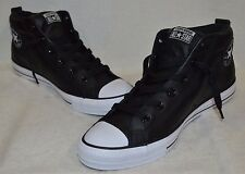 cheap converse black leather