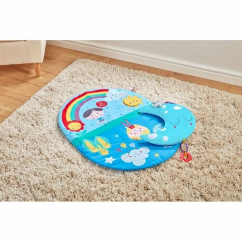 Baby Sensory Say Hello To Tummy Time Play Mat From Birth